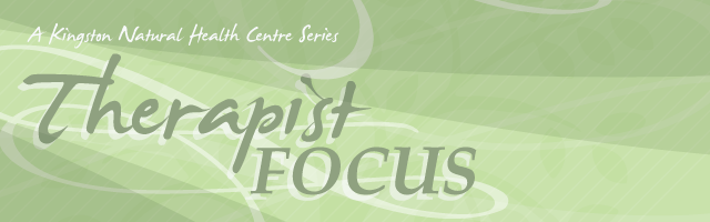 Therapist Focus – Serge Tampakakis