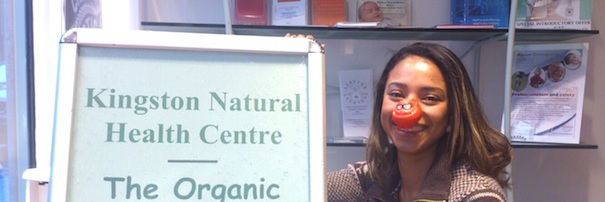 Red Nose Day At Kingston Natural Health Centre